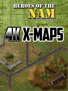 Lock 'n Load Tactical : Heroes of the Nam – 4K X-Maps